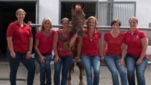 Das Team der Tierärztlichen Gemeinschaftspraxis Dr. Zuck & Dr. Ehrenfels